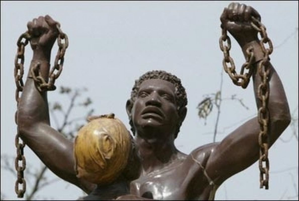 العبودية في العصر الحديث