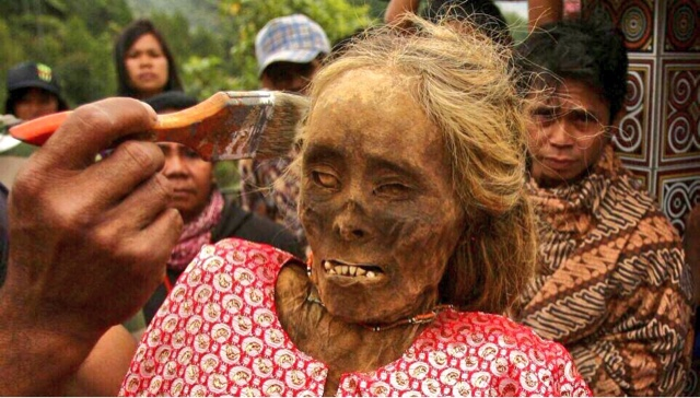 عودة الموتى فى إندونيسيا