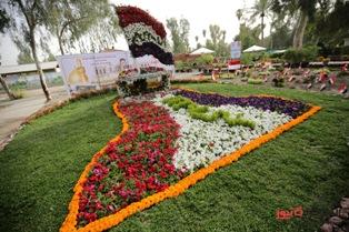 زهور في بغداد الحبيبة