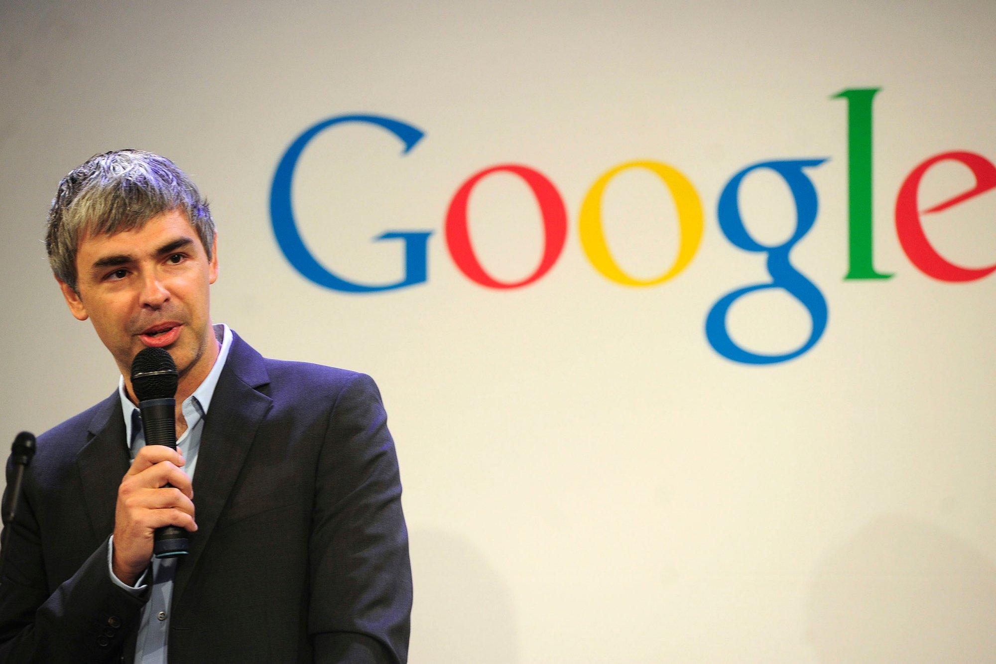 موسسي شركه جوجل