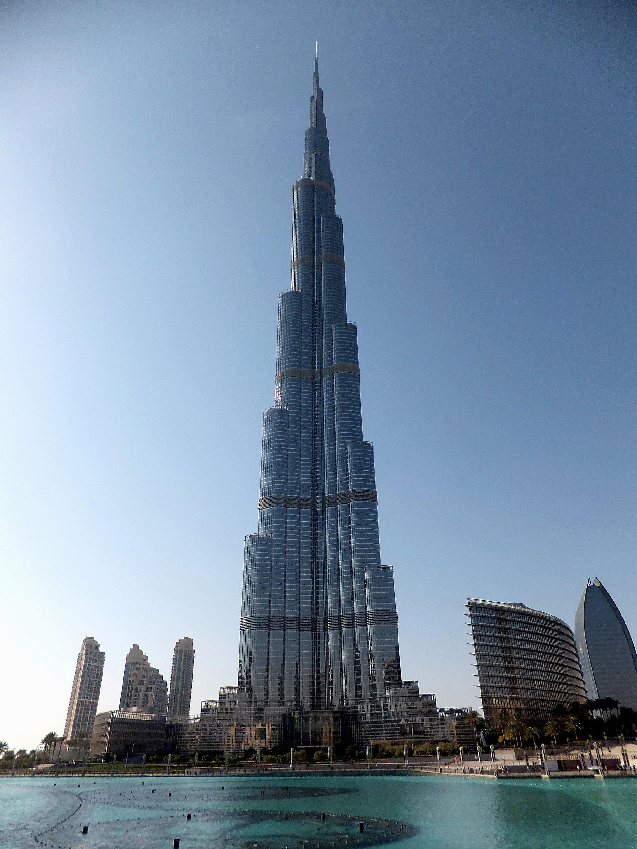 برج خليفه