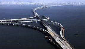 أطول خمسه جسور في العالم