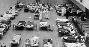 الأنفلونزا الأسبانيه 1918