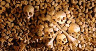 باريس: سراديب الموتى والجماجم