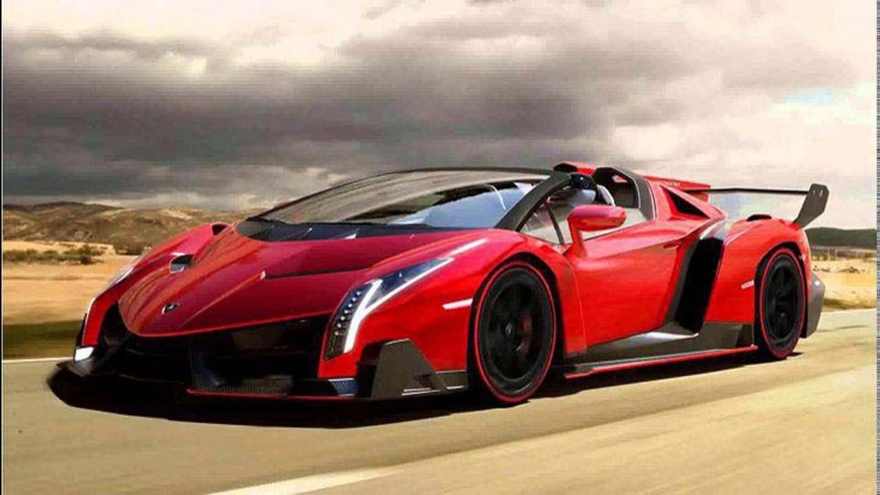 لامبورغيني فينينو Lamborghini Veneno