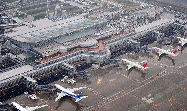 أكبر عشرون مطارا1