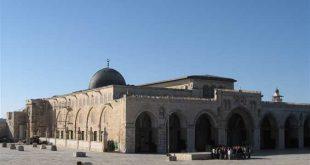 المسجد الاقصى وهيكل سليمان المزعوم