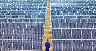 تاريخ الخلايا الشمسيه