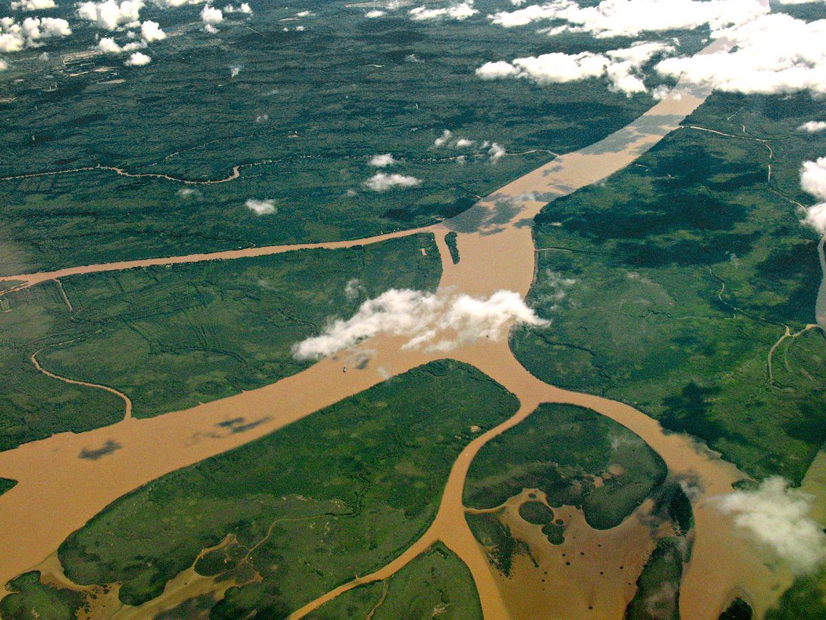 8. نهر بارانا -