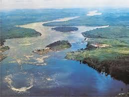 9.نهر الكونغو - شامبيشي ،