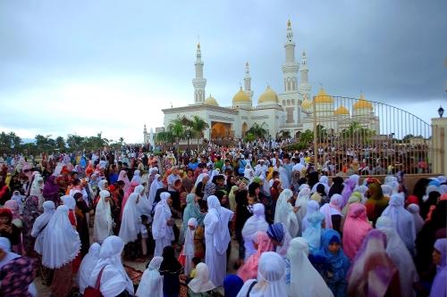 المسلمين في الصين