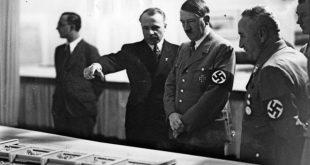 ترشيح هتلر لجائزة نوبل